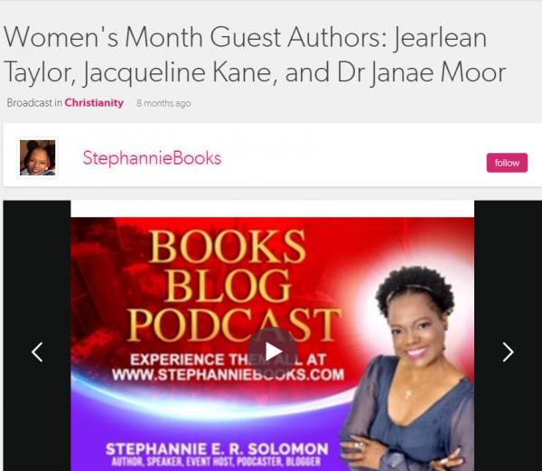 Books Blog Podcast